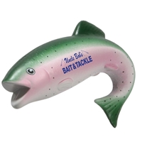 Picture of Custom Printed Trout Stress Ball