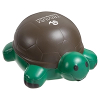 Picture of Custom Printed Turtle Stress Ball