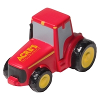 Custom Printed Tractor Stress Ball