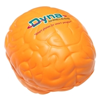 Brain Stress Ball  with logo