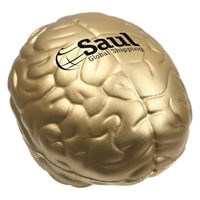 Picture of Custom Printed Brain Stress Ball