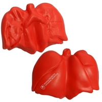 Picture of Custom Printed Lungs Stress Ball
