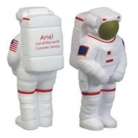 Branded Custom Astronaut Stress Ball