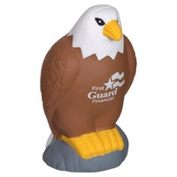 Picture of Custom Printed Eagle Stress Ball