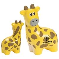 Picture of Custom Printed Giraffe Stress Ball