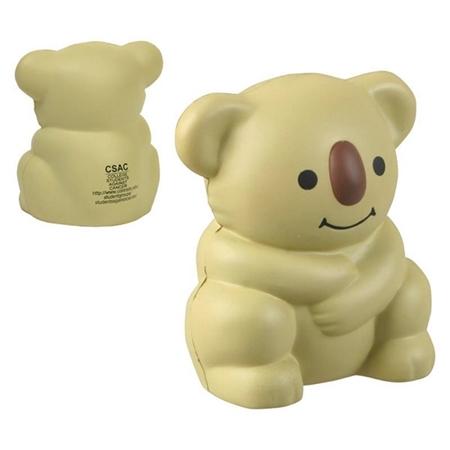 Picture of Custom Printed Koala Bear Stress Ball