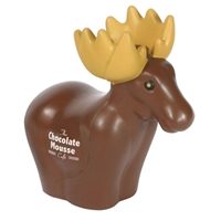 Picture of Custom Printed Moose Stress Ball