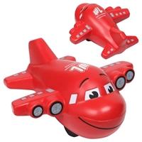 Custom Large Airplane Stress Ball
