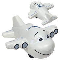 Promotional Large Airplane Stress Ball