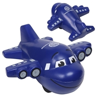 Personalized Large Airplane Stress Ball