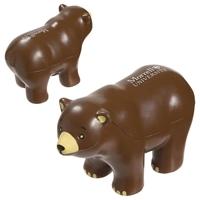 Promotional Bear Stress Ball