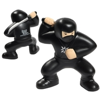 Custom Printed Ninja Stress Ball