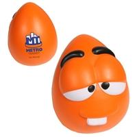 Picture of Custom Printed Mood Maniac Wobbler-Wacky Stress Ball