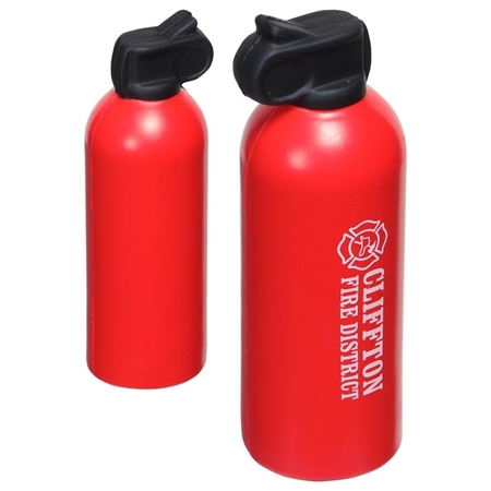 Promotional Fire Extinguisher Stress Ball