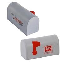 Custom Printed Mailbox Stress Ball