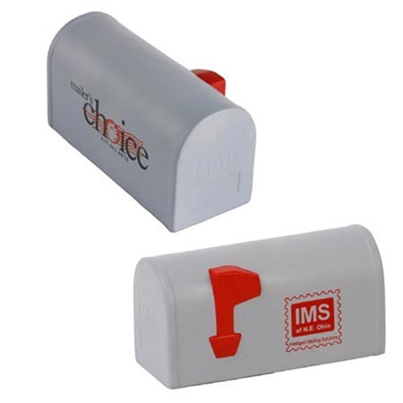 Picture of Custom Printed Mailbox Stress Ball