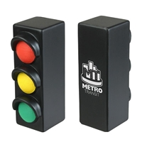 Promotional Traffic Light Stress Ball
