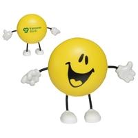 Custom Round Figure Stress Ball