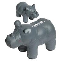 Picture of Custom Printed Rhino Stress Ball