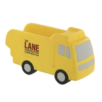 Picture of Custom Printed Dump Truck Stress Ball