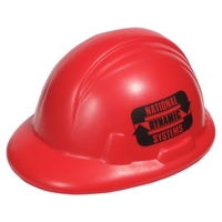 Picture of Custom Printed Hard Hat Stress Ball