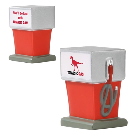 Picture of Custom Printed Gas Pump Stress Ball