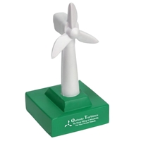 Picture of Custom Printed Wind Turbine Stress Ball