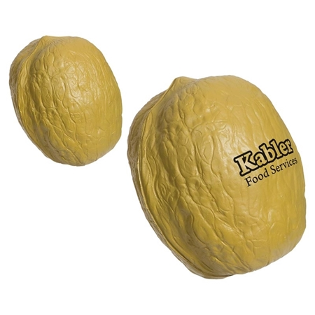 Personalized Walnut Stress Ball