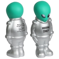 Picture of Custom Printed Alien Stress Ball