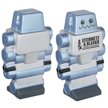Picture of Custom Printed Robot Stress Ball