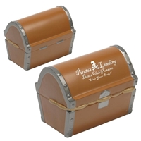 Picture of Custom Printed Treasure Chest Stress Ball