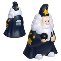 Picture of Custom Printed Wizard Stress Ball