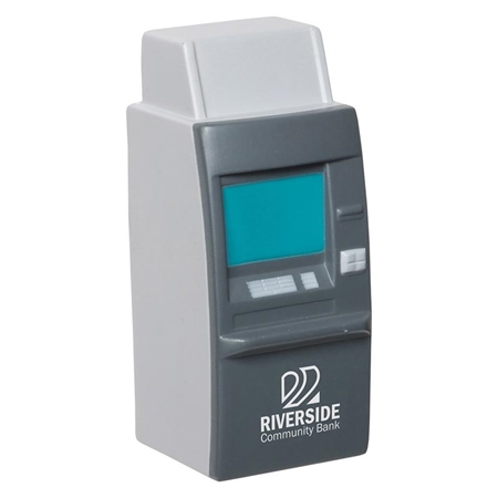 Picture of Custom Printed Atm Machine Stress Ball