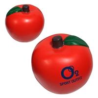 Custom printed Apple Stress Ball