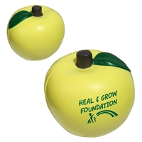 Apple Stress Ball with logo