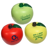 Promotional Apple Stress Ball