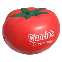 Picture of Custom Printed Tomato Stress Ball