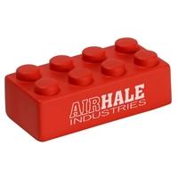 Custom Red Building Block