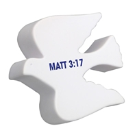 Picture of Custom Printed Dove Stress Ball