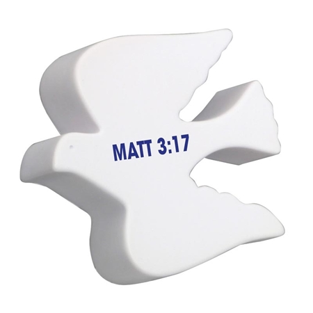 Promotional Dove Stress Ball