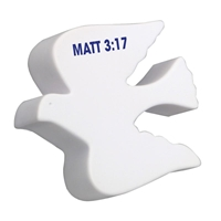 Dove Stress Ball With Logo