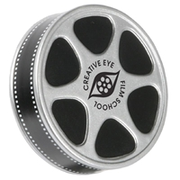 Picture of Custom Printed Film Reel Stress Ball