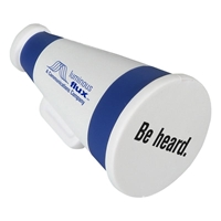 Picture of Custom Printed Megaphone Stress Ball
