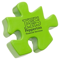 Imprinted Puzzle Piece Stress Ball