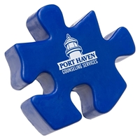 Personalized Puzzle Piece Stress Ball