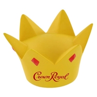 Picture of Custom Printed Crown Stress Ball