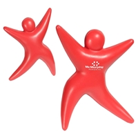 Picture of Custom Printed Starman Stress Ball