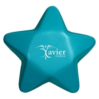 Picture of Custom Printed Star Stress Ball