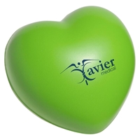 Picture of Custom Printed Valentine Heart Stress Ball