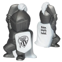 Picture of Custom Printed Knight Mascot Stress Ball
